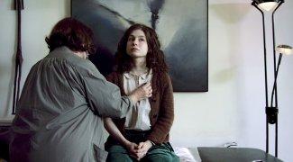 Affiche du film : Solange et les Vivants