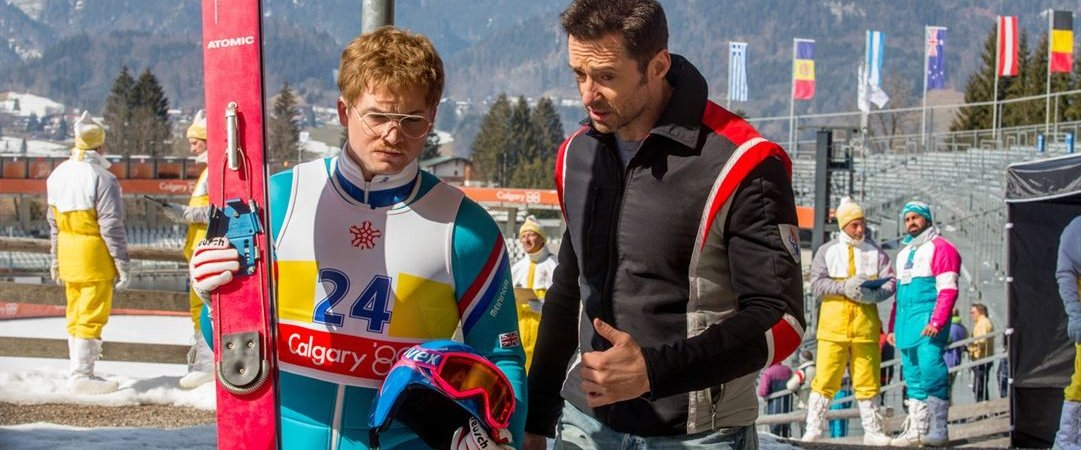 Photo du film : Eddie the Eagle