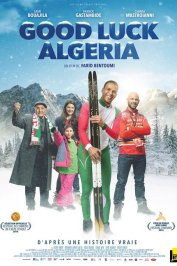 background picture for movie Good Luck Algeria