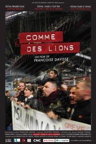 Affiche du film : Comme des lions