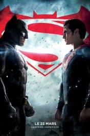 Affiche du film : Batman v Superman : l'aube de la justice