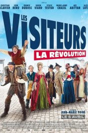 background picture for movie Les Visiteurs : la Révolution