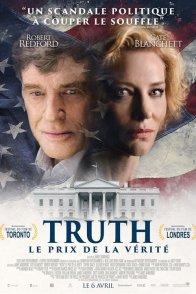 Affiche du film : Truth - Le prix de la vérité