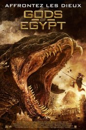 background picture for movie Gods of Egypt