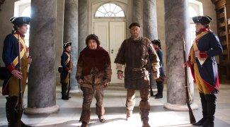 Affiche du film : Les Visiteurs : la Révolution