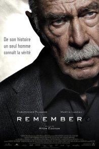 Affiche du film : Remember