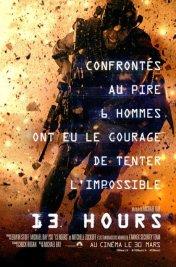 Affiche du film : 13 Hours
