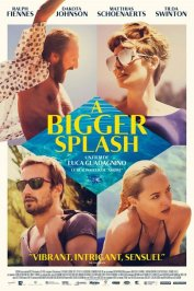 background picture for movie A Bigger Splash