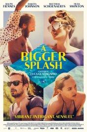 background picture for movie A Bigger Splash
