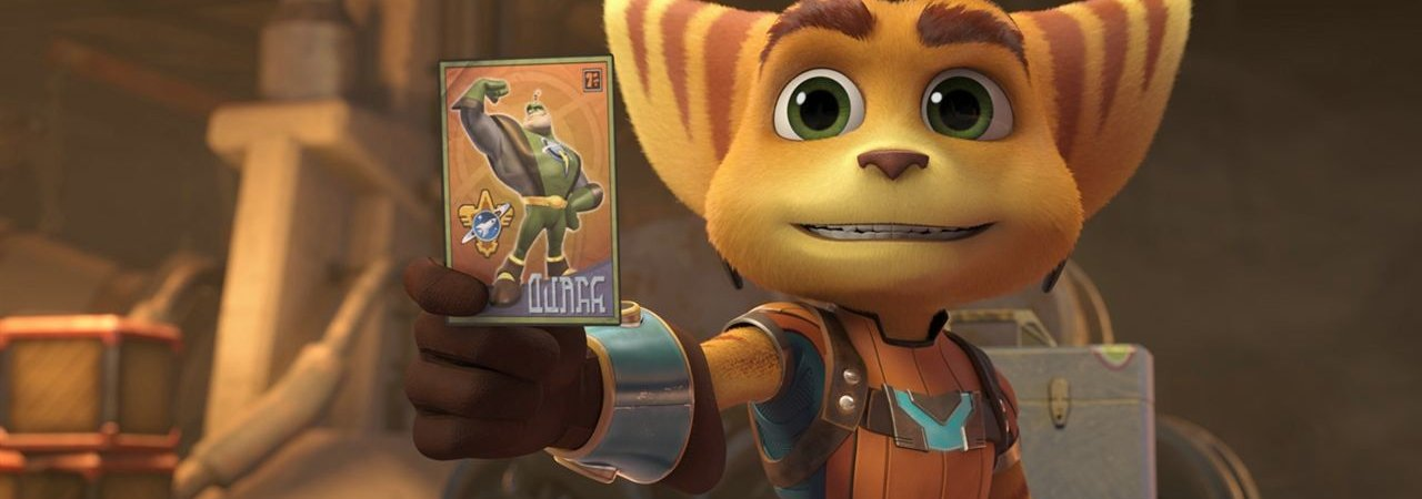 Photo du film : Ratchet et Clank
