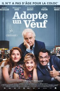 Affiche du film : Adopte un veuf
