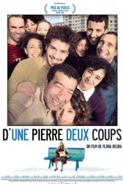 background picture for movie D'une Pierre Deux Coups