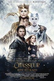 background picture for movie Le Chasseur et la Reine des glaces
