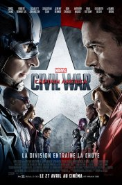 Affiche du film : Captain America: Civil War