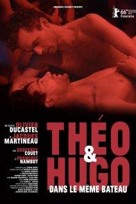 Affiche du film : Théo & Hugo dans le même bateau