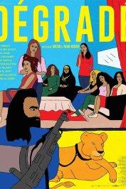 background picture for movie Dégradé