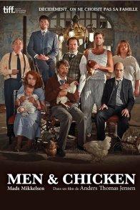 Affiche du film : Men & Chicken