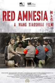 background picture for movie Red Amnesia