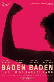 background picture for movie Baden Baden