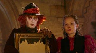 Affiche du film : Alice de l'autre côté du miroir