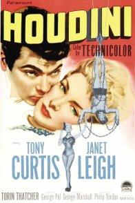 Affiche du film : Houdini, le grand magicien