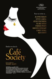 background picture for movie Café Society