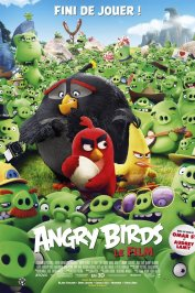 background picture for movie Angry Birds - Le Film