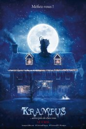background picture for movie Krampus