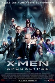 background picture for movie X-Men : Apocalypse