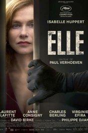Affiche du film : Elle