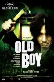background picture for movie Old boy