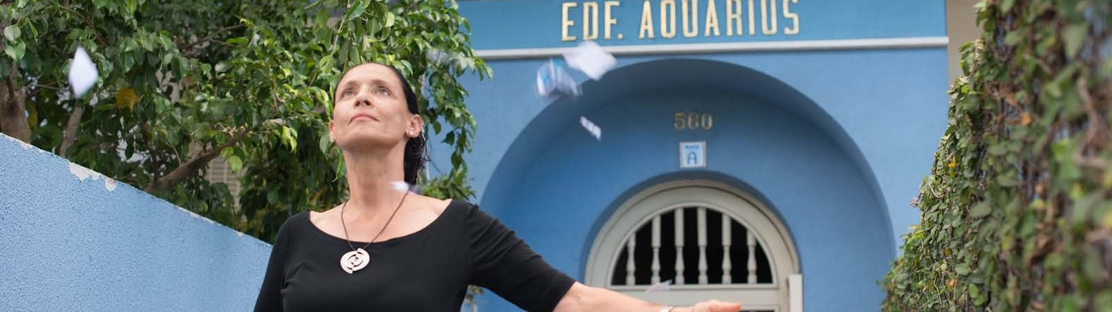 Photo du film : Aquarius