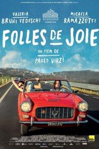 Affiche du film : Folles de joie