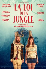 Affiche du film : La Loi de la jungle
