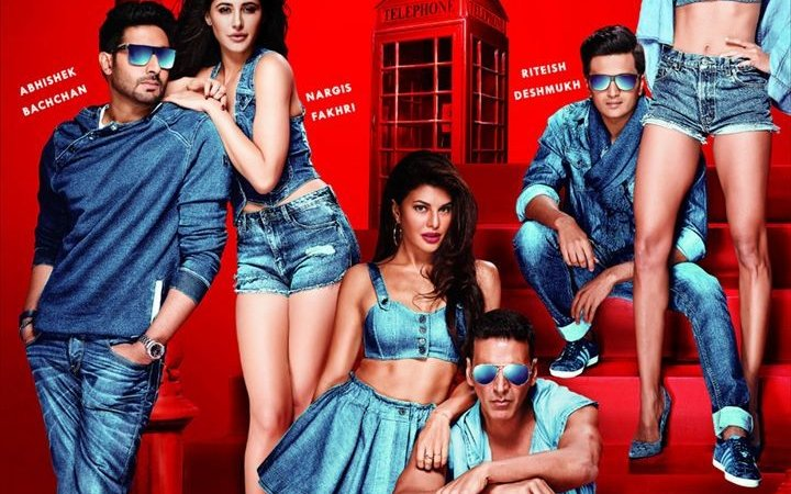 Photo du film : Housefull 3