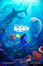 Affiche du film : Le Monde de Dory