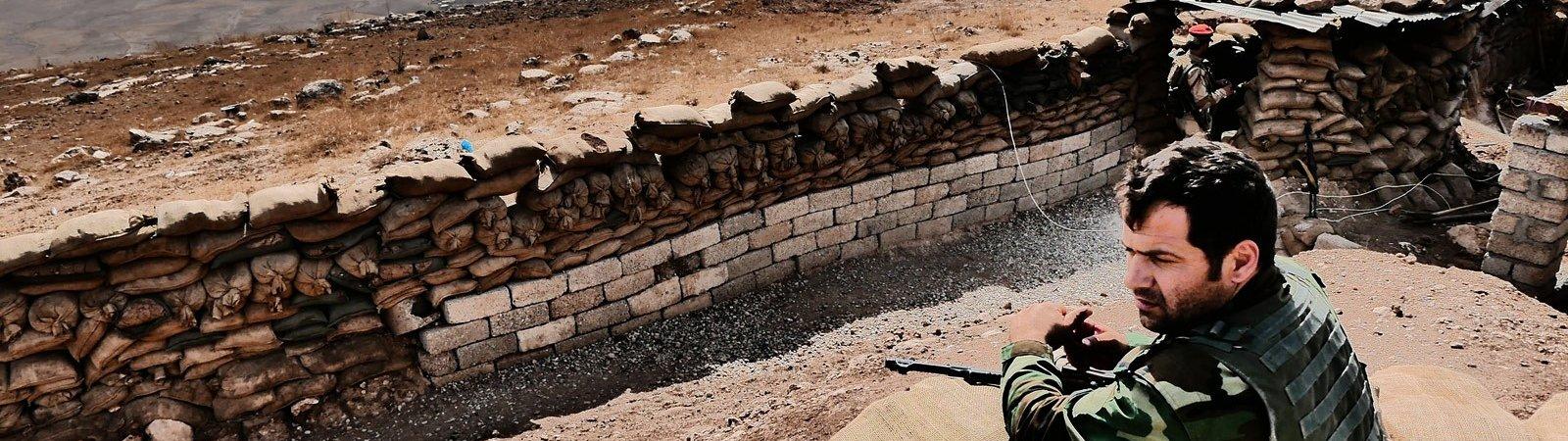 Photo du film : Peshmerga