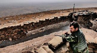 Affiche du film : Peshmerga