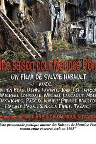 Affiche du film : Une saison pour Maurice Pons