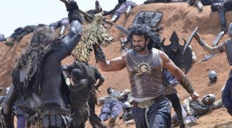 Affiche du film : Baahubali : The Beginning