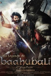 background picture for movie Baahubali : The Beginning