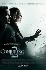 background picture for movie Conjuring 2 : le cas Enfield
