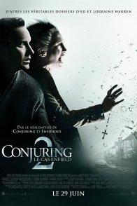 Affiche du film : Conjuring 2 : le cas Enfield