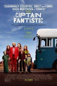 Affiche du film : Captain Fantastic