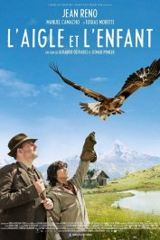 background picture for movie L'Aigle et l'Enfant