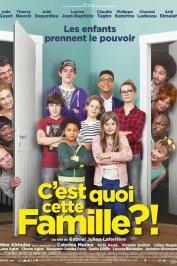 background picture for movie C'est quoi cette famille ?!