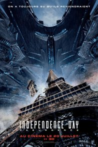 Affiche du film : Independence Day : Resurgence