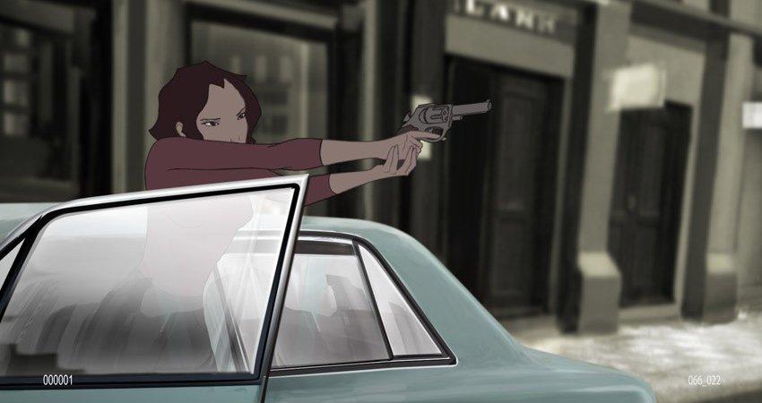 Photo du film : Rio 2096 : une histoire d'amour et de furie