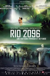 background picture for movie Rio 2096 : une histoire d'amour et de furie