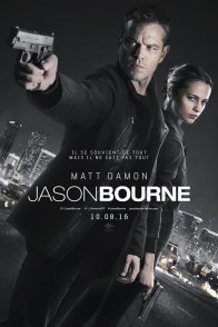 Affiche du film : Jason Bourne
